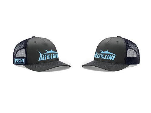 AOTL Black Trucker Hat