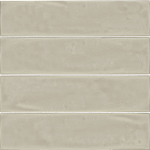 "3""X12"" MARLOW GLOSSY WALL TILE - EARTH"