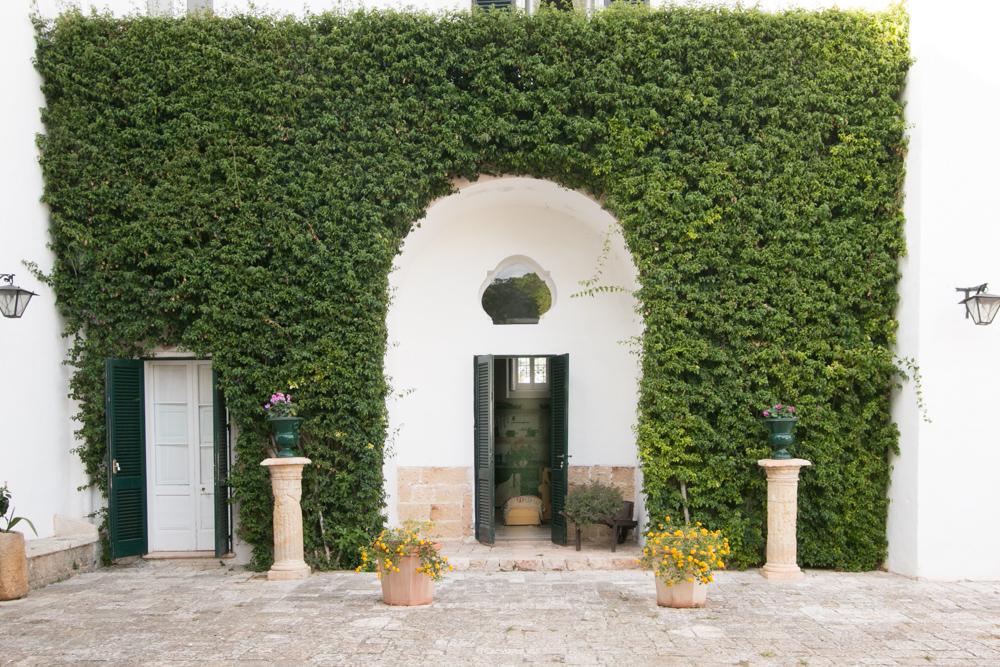 Villa Riggia Ingresso