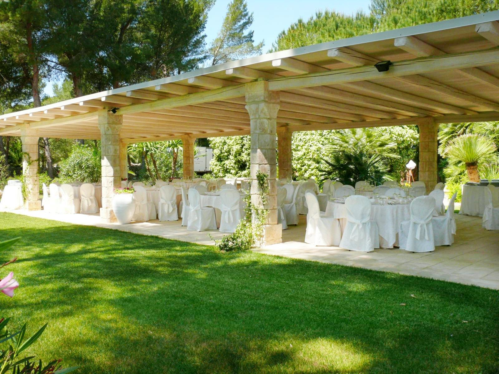 Villa Riggia Matrimonio nel parco