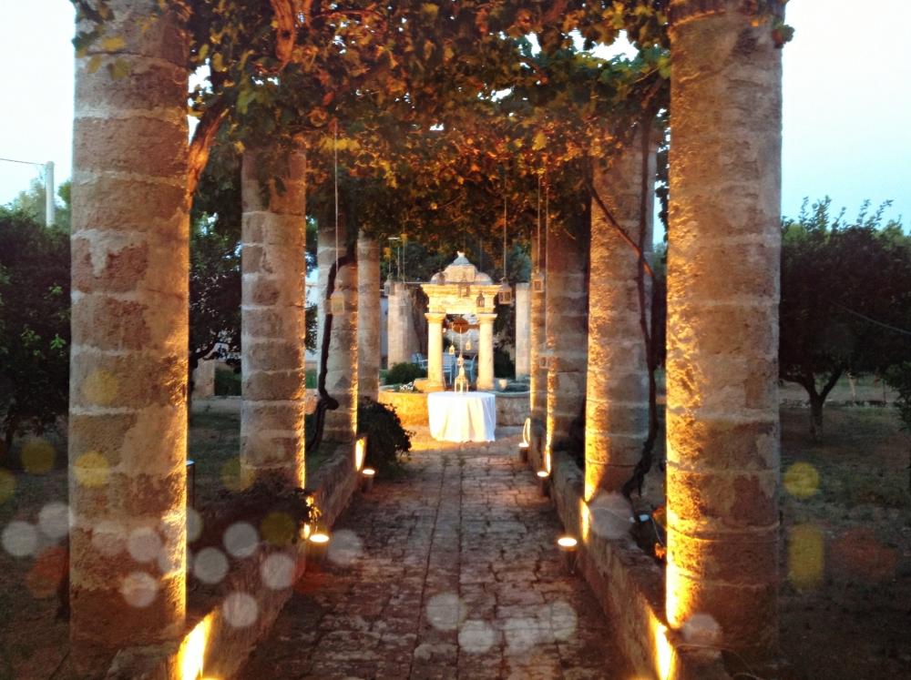 Villa Riggia Matrimonio in Agrumeto