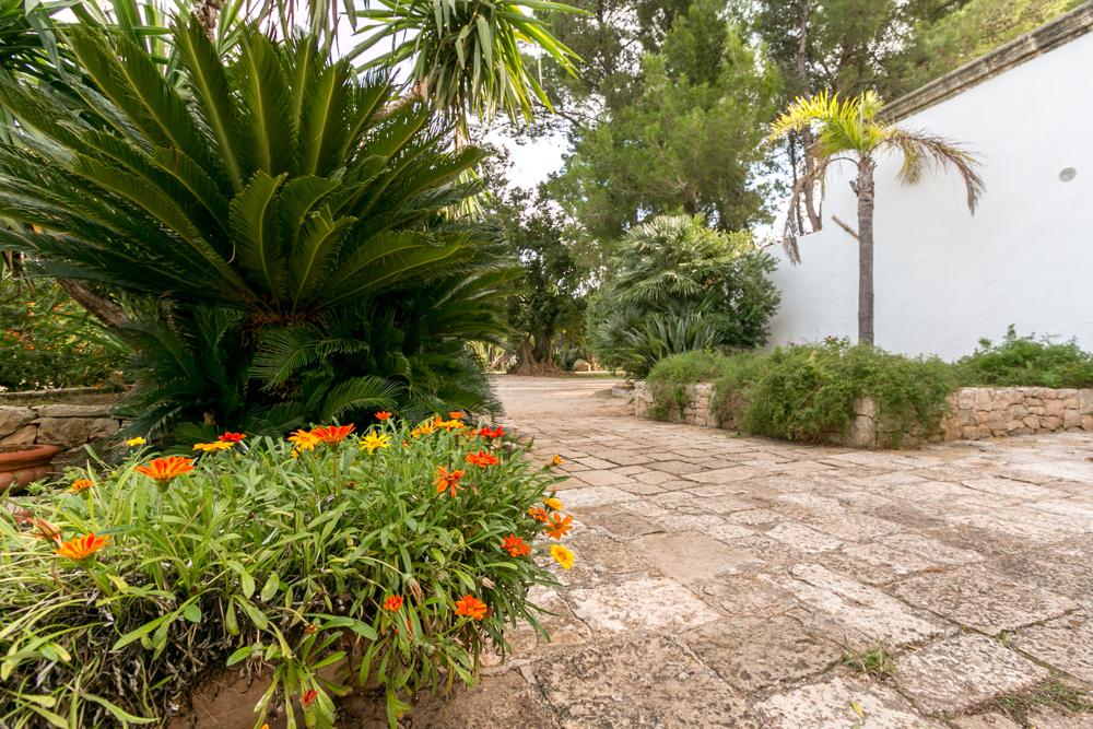 Villa Riggia Patio