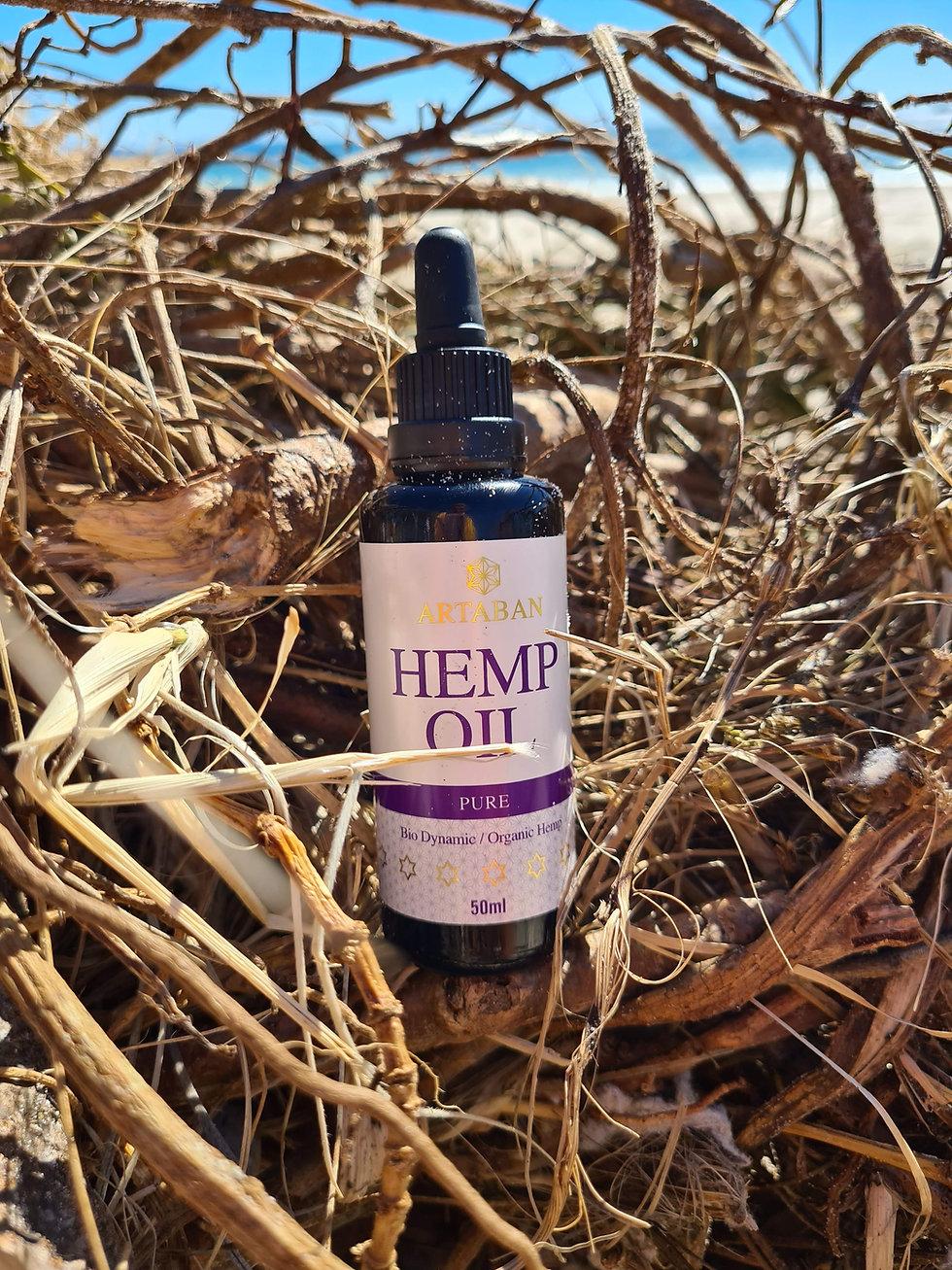 Kharma Hemp Hemp Oil