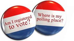 Voter Registration Ends Monday, April 8, 2019