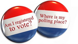 Voter Registration Ends Monday, April 8, 2019