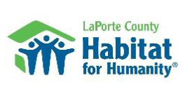 Habitat for Humanity LPCAR Build Day - October 19, 2019