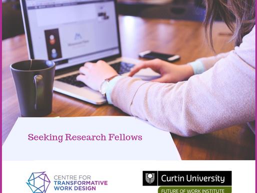 Seeking Research Fellows