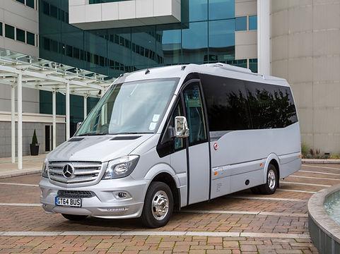 Mercedes Benz Sprinter Grand Tourer