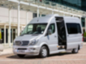 Mercedes Benz Sprinter Trend