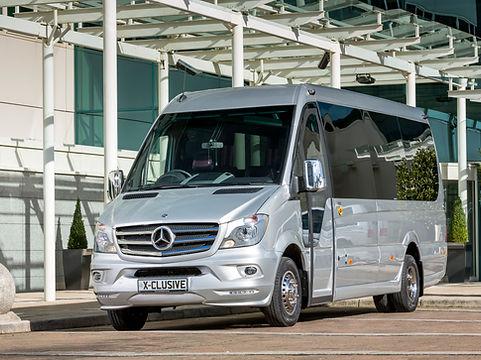 Mercedes Benz Sprinter X-Clusive