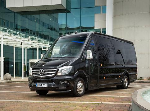 Mercedes Benz Sprinter Avantgarde