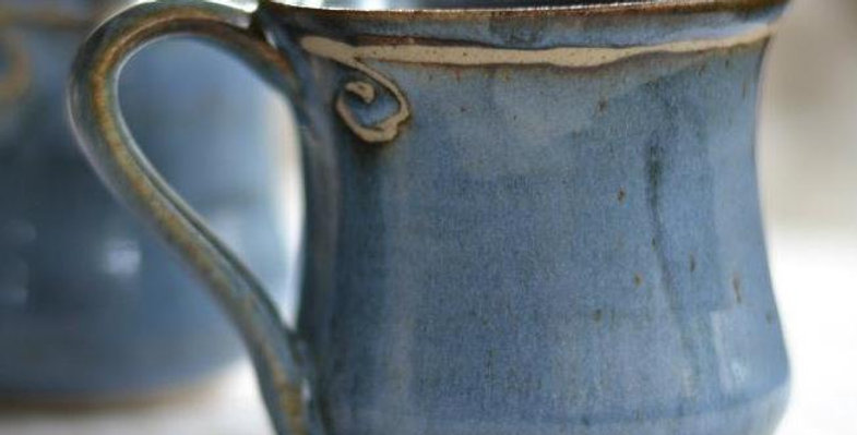 Mist tea cup