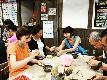 100 personas 100 flores Proyecto para Takayama Art Festival