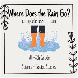 Where Does the Rain Go?