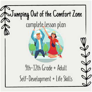 Jumping Out of the Comfort Zone