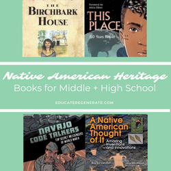 Native American Heritage: Middle + High School