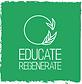 Educate Regenerate Logo