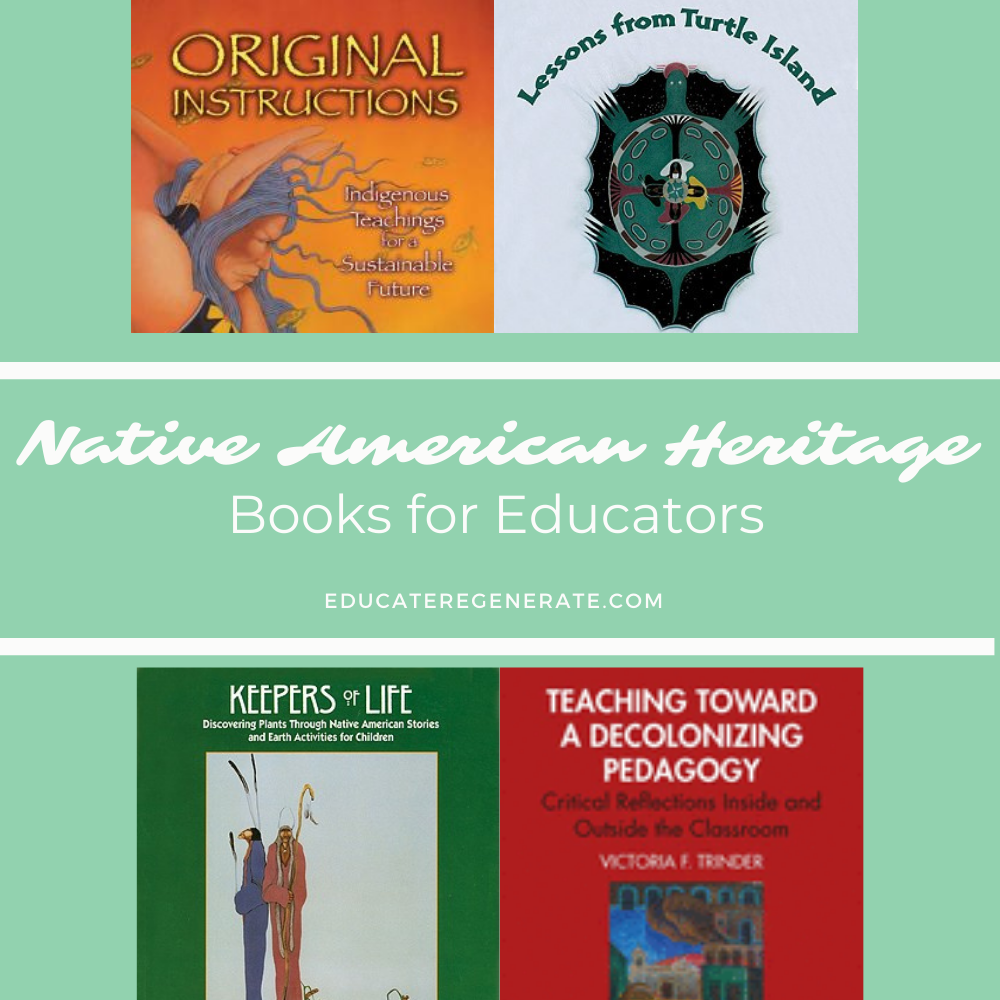 Native American Heritage: Educators
