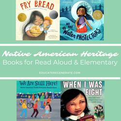 Native American Heritage: Elementary