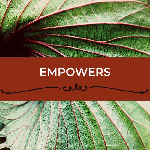 Empowers