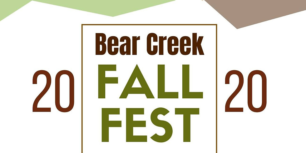 Bear Creek Fall (Now Spring) Fest