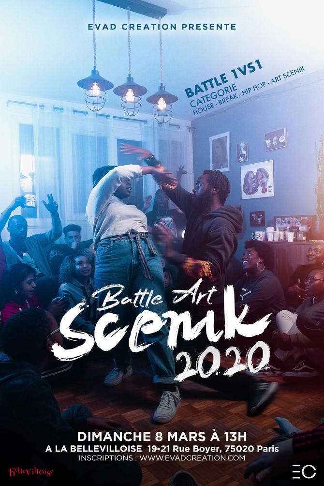Battle Art Scénik 2020