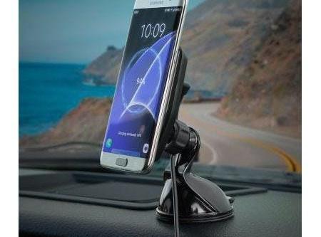Scosche MPQWD-XTSP MagicMount Qi Wireless Car Charger