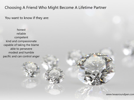 How To Find A Lifetime Friend & Companion