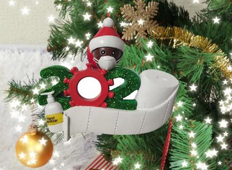 Christmas Dolls Cute Xmas Tree Ornament