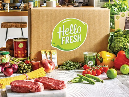 DeliveringGreat Meal Recipes and Fresh Ingredients Weekly!