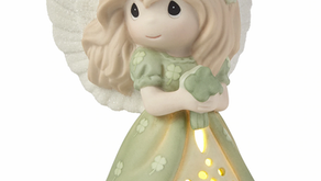 Irish Eyes Are Smiling Exclusive Figurine