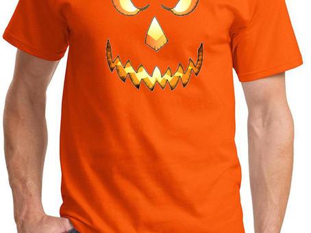 Pumpkin Head Tee T-Shirt
