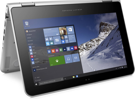 HP Pavilion x360 Convertible PC