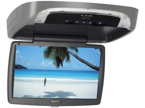 Audiovox VODDLX10 10.1 Inch Hi-Def Digital Monitor And Built-in DVD Player