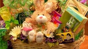 Deluxe Easter Festival Gift Basket