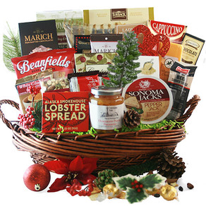 South Texas Wine Country Gift Basket