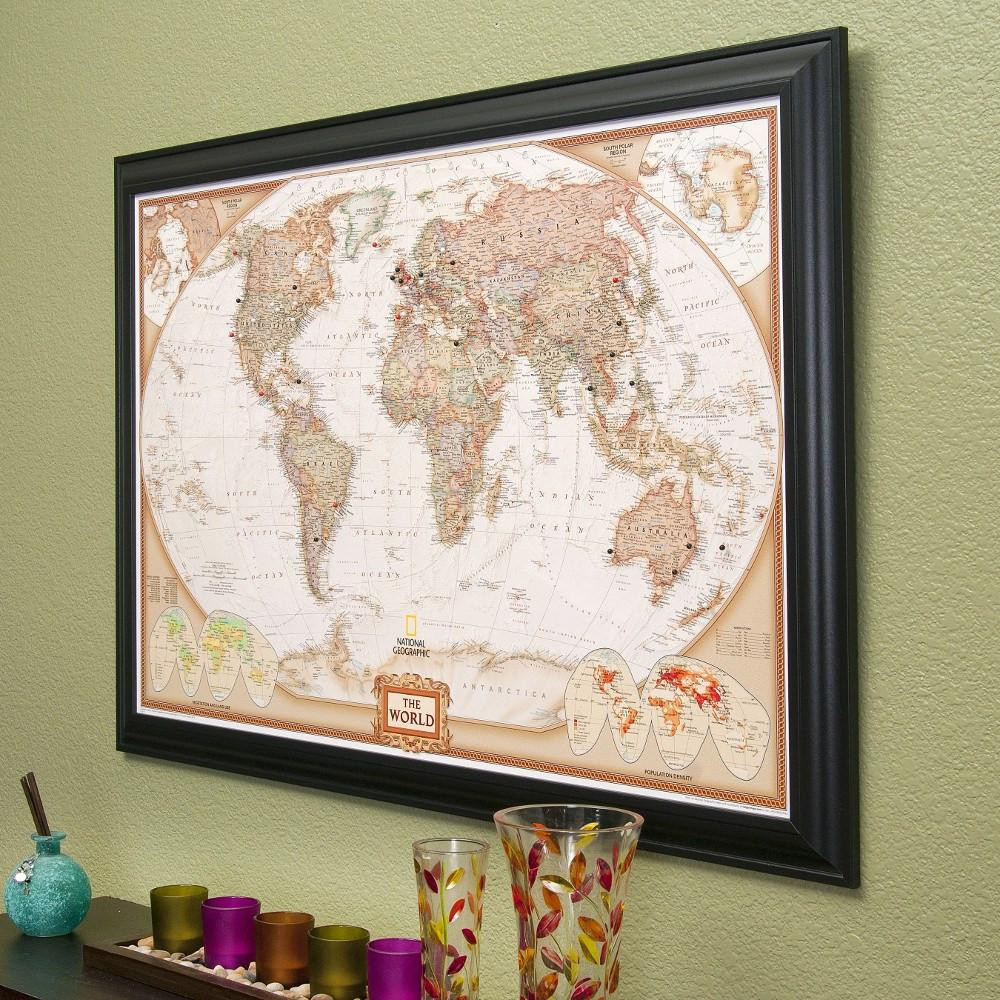 Maps For World Travel