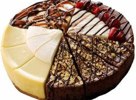 Suzy's Four Flavor Cheesecake Sampler