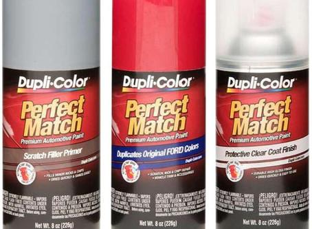 Dupli-Color Auto Spray Paint For Domestic & Import Cars (8 oz.)