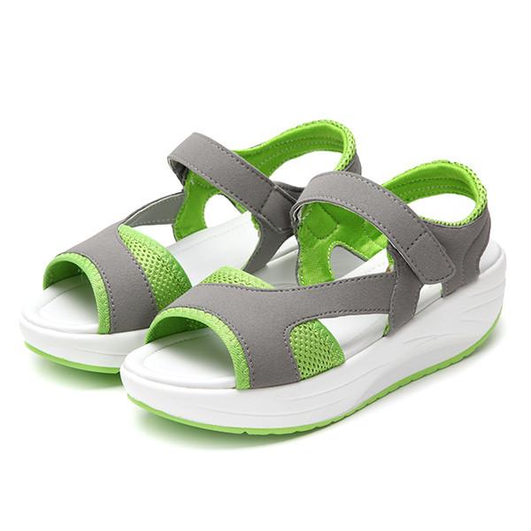 Rocker Sole Shoes