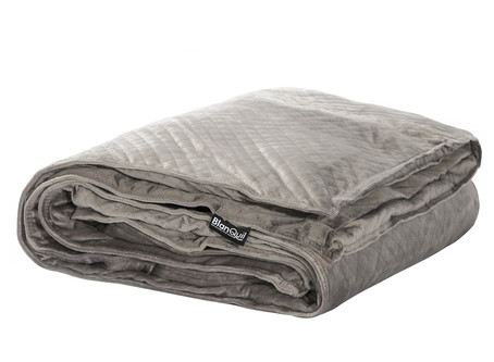 BlanQuiL™ Quilted Weighted Blanket with Removable Cover