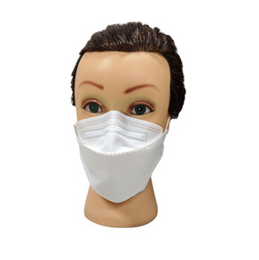 KN95 Disposable Face Mask with Ear Loops