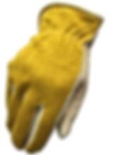 work & riding gloves