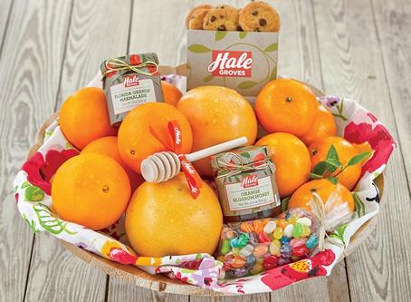 Spring Citrus Bowl