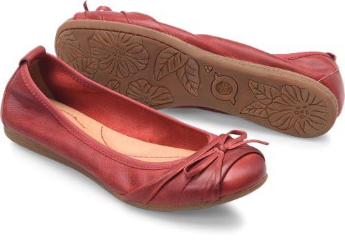 Women's Leather Flats