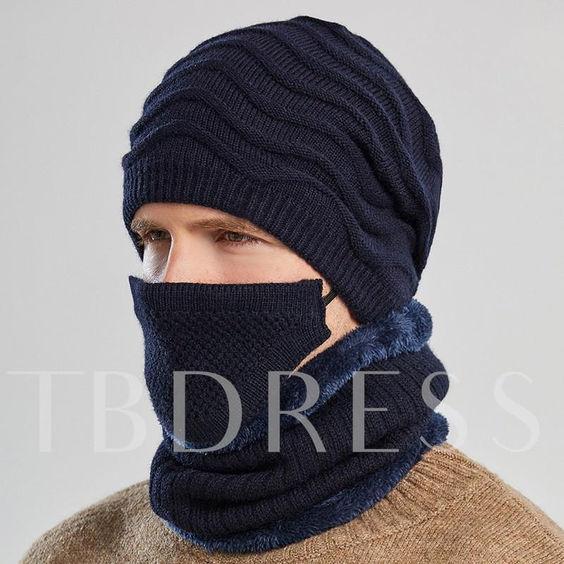 Men's Winter Scarfs & Face Masks