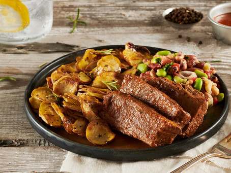 BBQ Beef Brisket Chef-Cooked Meal Plan