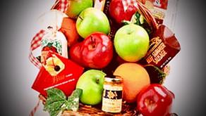 Gourmet Fruit Baskets
