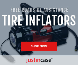 Tire Inflators & Safety Kits
