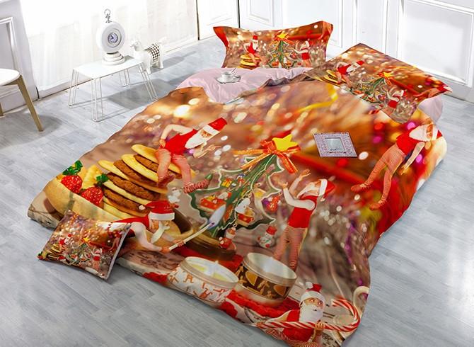 Discount Christmas Bedding
